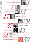 Brochure Carnet Nouveaux Sens Monaco Monte-Carlo
