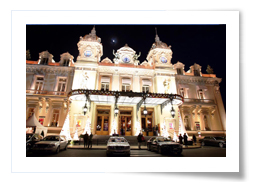 The Casino of Monaco - Monte Carlo : The Black Jack