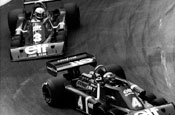 Depailler - Grand Prix of Monaco