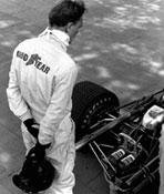 Gurney - Monaco Grand Prix