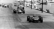 Hulme - Monaco Grand Prix