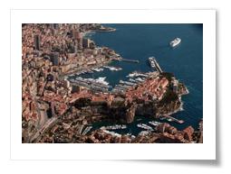 Monaco - Monte Carlo : vue générale