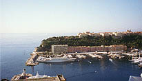 Le Rocher de Monaco - Monte Carlo