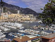 Le port Hercule et Monte-Carlo